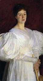 Mrs Frederick Barnard | Sargent | Painting Reproduction