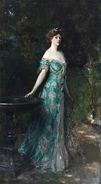 Portrait of Millicent, Duchess of Sutherland | Sargent | Gemälde Reproduktion