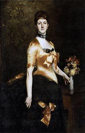 Edith, Lady Playfair (Edith Russell) | Sargent | Gemälde Reproduktion