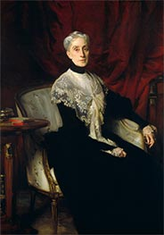 Ellen Peabody Endicott (Mrs. William Crowninshield Endicott) | Sargent | Painting Reproduction