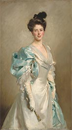 Mary Crowninshield Endicott Chamberlain (Mrs. Joseph Chamberlain) | Sargent | Painting Reproduction