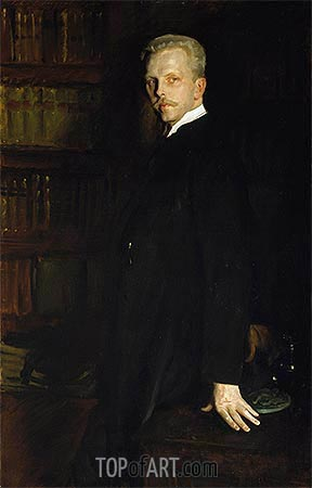 Edward Robinson, 1903 | Sargent | Painting Reproduction