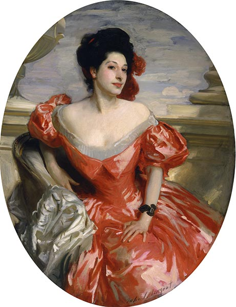 Betty Wertheimer, 1908   Sargent   Painting Reproduction