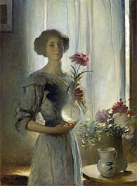 June, c.1911 by John White Alexander | Painting Reproduction