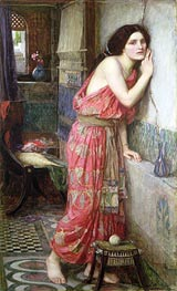 Thisbe | Waterhouse | Painting Reproduction