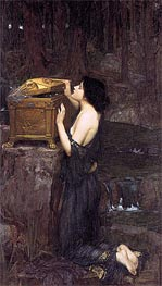Pandora | Waterhouse | Painting Reproduction