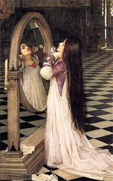Mariana in the South | Waterhouse | Painting Reproduction