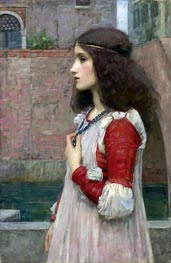 Juliet, 1909 by Waterhouse | Painting Reproduction