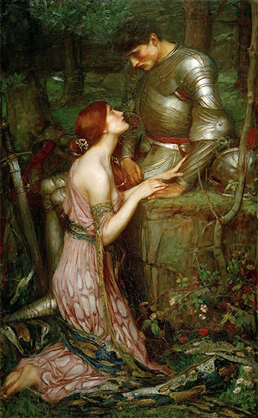 Lamia, 1905 | Waterhouse | Painting Reproduction