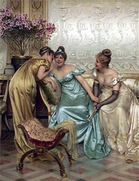 Secrets | Soulacroix | Painting Reproduction