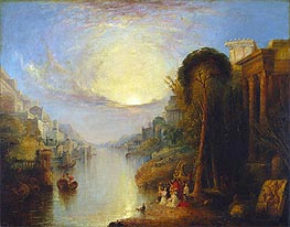 Carthage, undated by J. M. W. Turner | Painting Reproduction