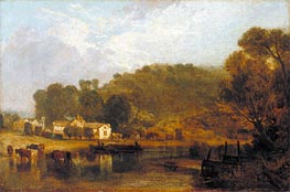 Cliveden on Thames | J. M. W. Turner | Painting Reproduction