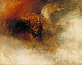 Death on a Pale Horse | J. M. W. Turner | Painting Reproduction