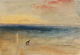 Dawn after the Wreck | J. M. W. Turner | Gemälde Reproduktion