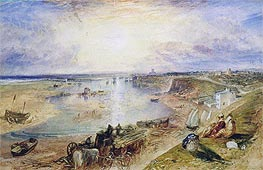 Shoreham, c.1830 by J. M. W. Turner | Painting Reproduction