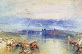 Lake Constance | J. M. W. Turner | Painting Reproduction