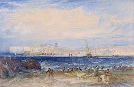 Margate | J. M. W. Turner | Painting Reproduction