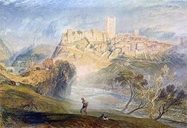 Richmond, Yorkshire | J. M. W. Turner | Painting Reproduction