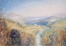Buckfastleigh Abbey, Devonshire | J. M. W. Turner | Painting Reproduction