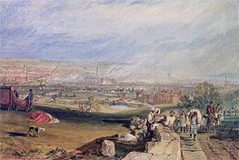 Leeds | J. M. W. Turner | Painting Reproduction