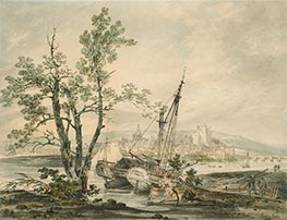 Rochester | J. M. W. Turner | Painting Reproduction