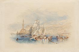 Genoa | J. M. W. Turner | Painting Reproduction