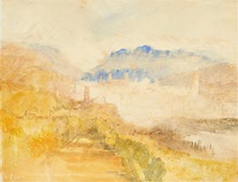 Ivrea | J. M. W. Turner | Painting Reproduction