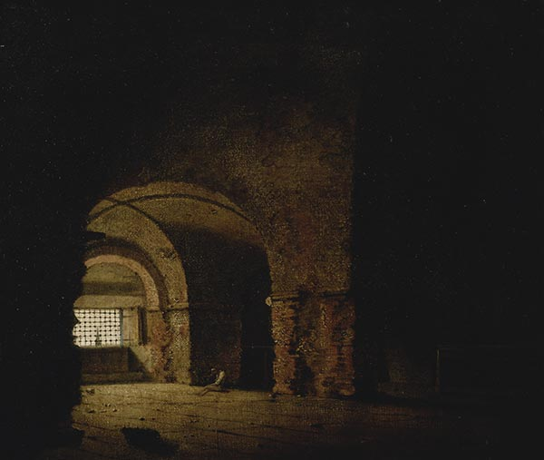 The Prisoner, c.1787/90 | Wright of Derby | Painting Reproduction