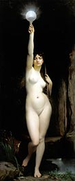 The Truth, 1870 by Jules Joseph Lefebvre | Painting Reproduction