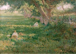 Springtime, 1901 by Julian Onderdonk | Painting Reproduction