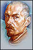 Portrait of Kuzma Petrov-Vodkin