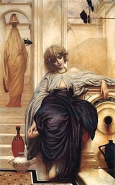 Songs Without Words (Lieder Ohne Worte) | Frederick Leighton | Painting Reproduction