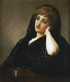 Memories | Frederick Leighton | Painting Reproduction