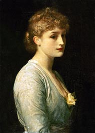 Type of Beauty | Frederick Leighton | Gemälde Reproduktion