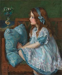 May Flowers, 1911 by Louise Cox | Painting Reproduction