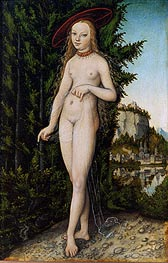 Venus in a Landscape | Lucas Cranach | Painting Reproduction