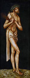 Christ of Sorrow | Lucas Cranach | Painting Reproduction