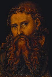 Christ | Lucas Cranach | Painting Reproduction
