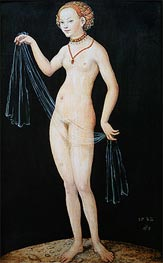 Venus, 1532 by Lucas Cranach | Painting Reproduction