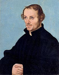Philipp Melanchthon | Lucas Cranach | Painting Reproduction