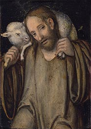 The Good Shepherd | Lucas Cranach | Painting Reproduction