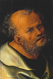 St. Peter | Lucas Cranach | Painting Reproduction