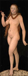 The Death of Lucretia | Lucas Cranach | Painting Reproduction