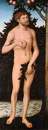 Adam | Lucas Cranach | Painting Reproduction