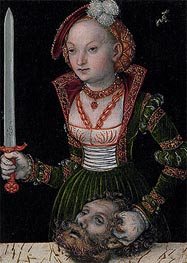Judith and Holofernes | Lucas Cranach | Painting Reproduction