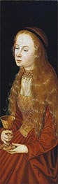 St Barbara | Lucas Cranach | Painting Reproduction