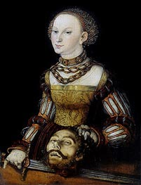 Judith | Lucas Cranach | Painting Reproduction