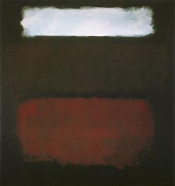 Number 28, 1962 by Mark Rothko | Painting Reproduction