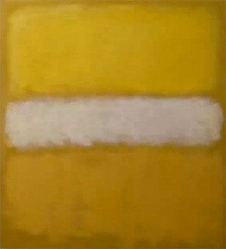 Number 10, 1957 | Mark Rothko | Painting Reproduction
