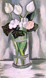 Fleurs d'Orphee, 1928 by Marsden Hartley | Painting Reproduction